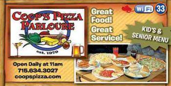 Coop's Pizza Parloure