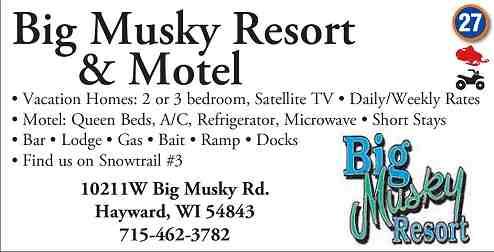 Big Musky Resort