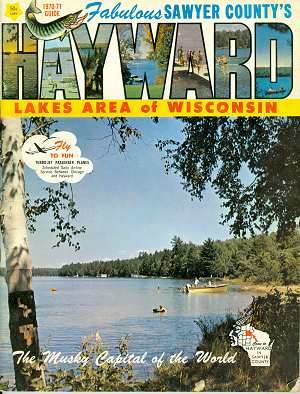 Hayward Visitor Guide History