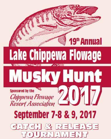 Lake Chippewa Flowage Musky Hunt