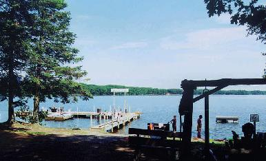 Sandy Beach on ther Chippewa Flowage