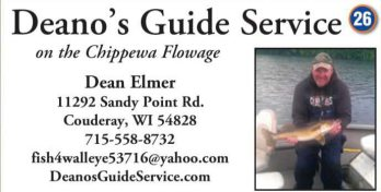Deano's Guide Service website