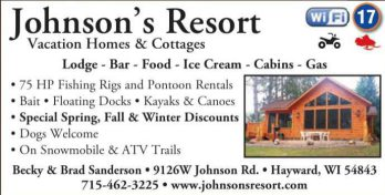 Winter Lodging Johnson's Resort