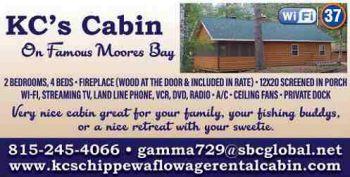 KC's Cabin