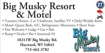 Big Musky Resort