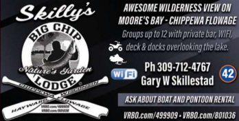 Skillys Big Chip Lodge logo