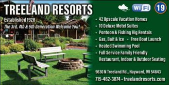 Treeland Resorts logo