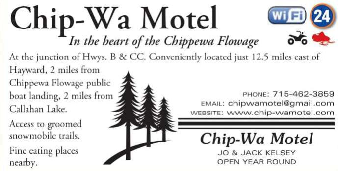 Winter Lodging Chip-Wa Motel
