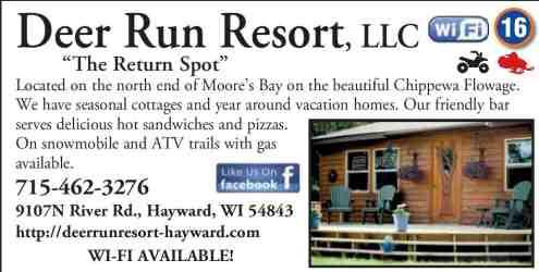 Winter Lodging Deer Run Resort