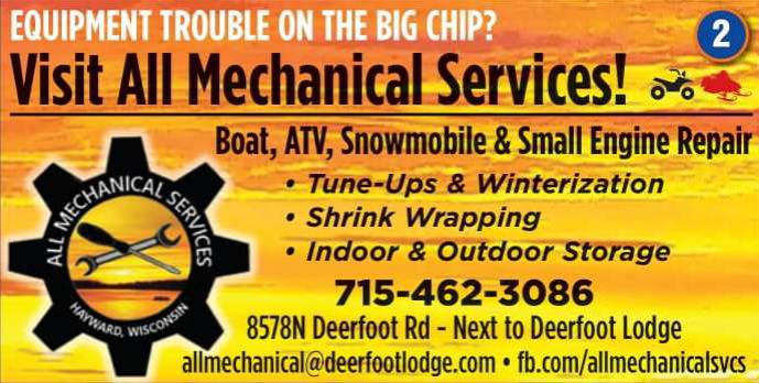 Winter Lodging All Mechanical Services