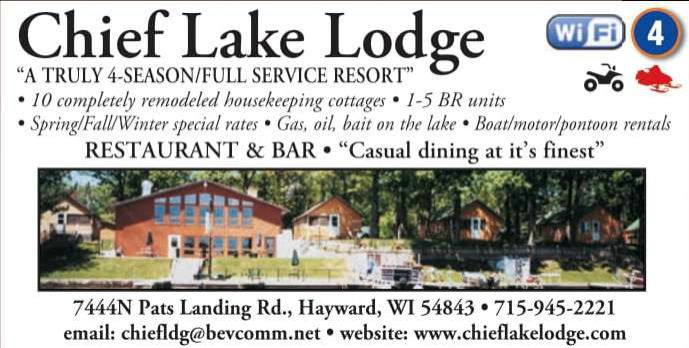 Winter Lodging Chief Lake Lodge