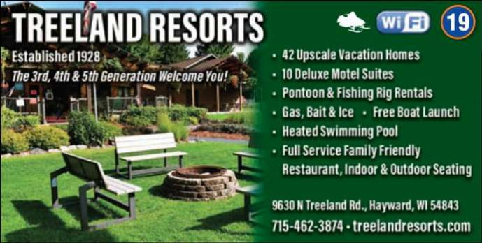 Winter Lodging Treeland Resorts