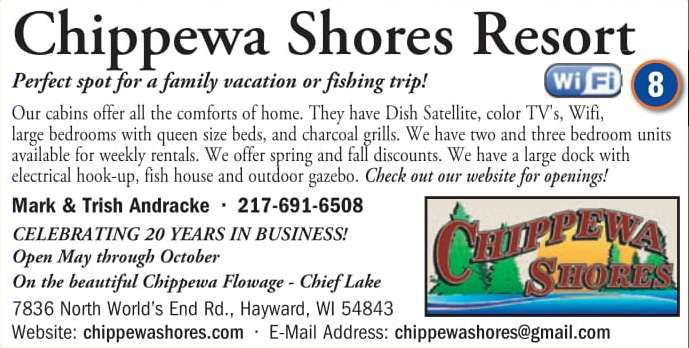 Winter Lodging Chippewa Shores