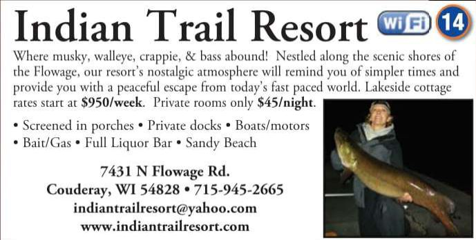 Winter Lodging Indian Trail Resort