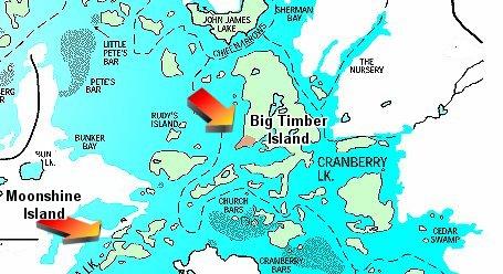 Big Timber Island