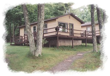 Cabin on the Chippewa Flowage