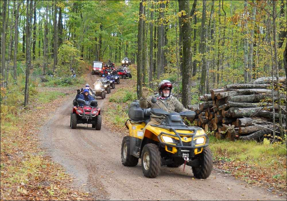 Update from the Sawyer County Snowmobile ATV Alliance