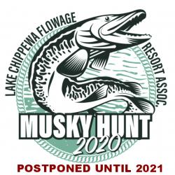 2020 MUSKY HUNT HAS BEEN POSTPONED UNTIL 2021