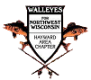 Walleyes for Northwest WI logo