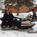 Wisconsin Snowmobile Destinations 4-Season Lodging