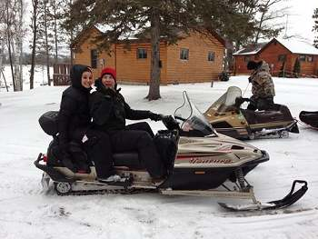 Wisconsin Snowmobile Destinations