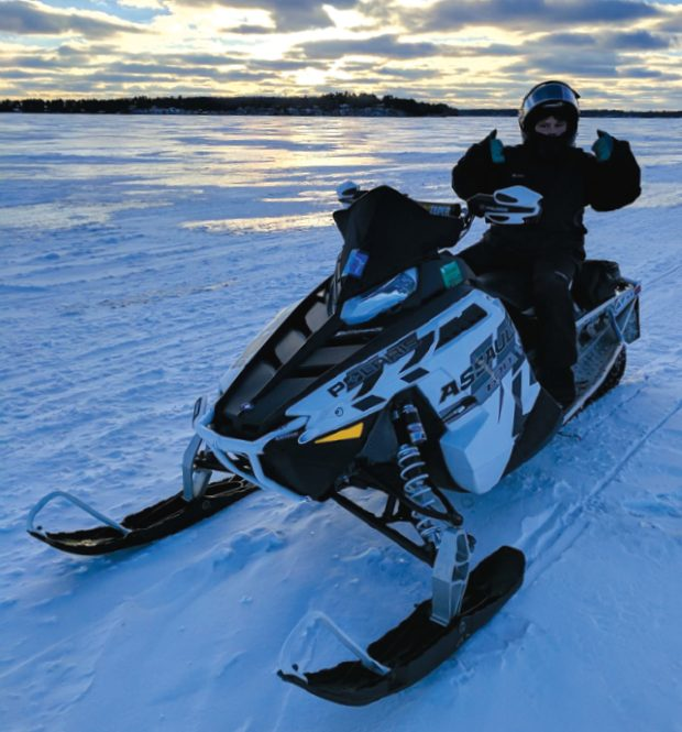 Wisconsin snowmobile vacation Destinations